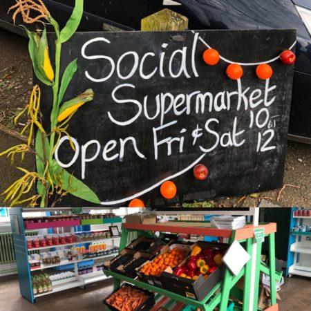 Feeding Coventry Social Supermarket