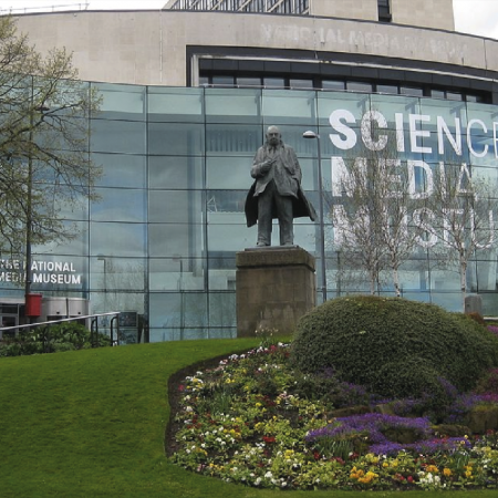 Bradford Science and Media muesum